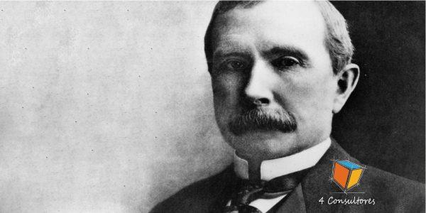 Biografía John Davison Rockefeller www.4consultores.com.co
