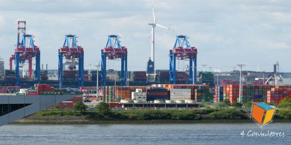 Pasos para Realizar una exportación en Colombia www.4consultores.com.co